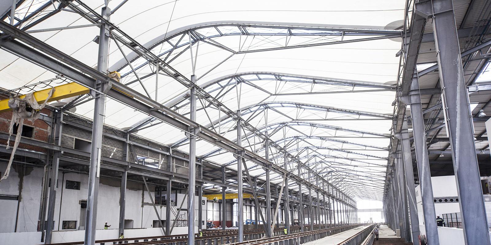 Centre de maintenance TGV